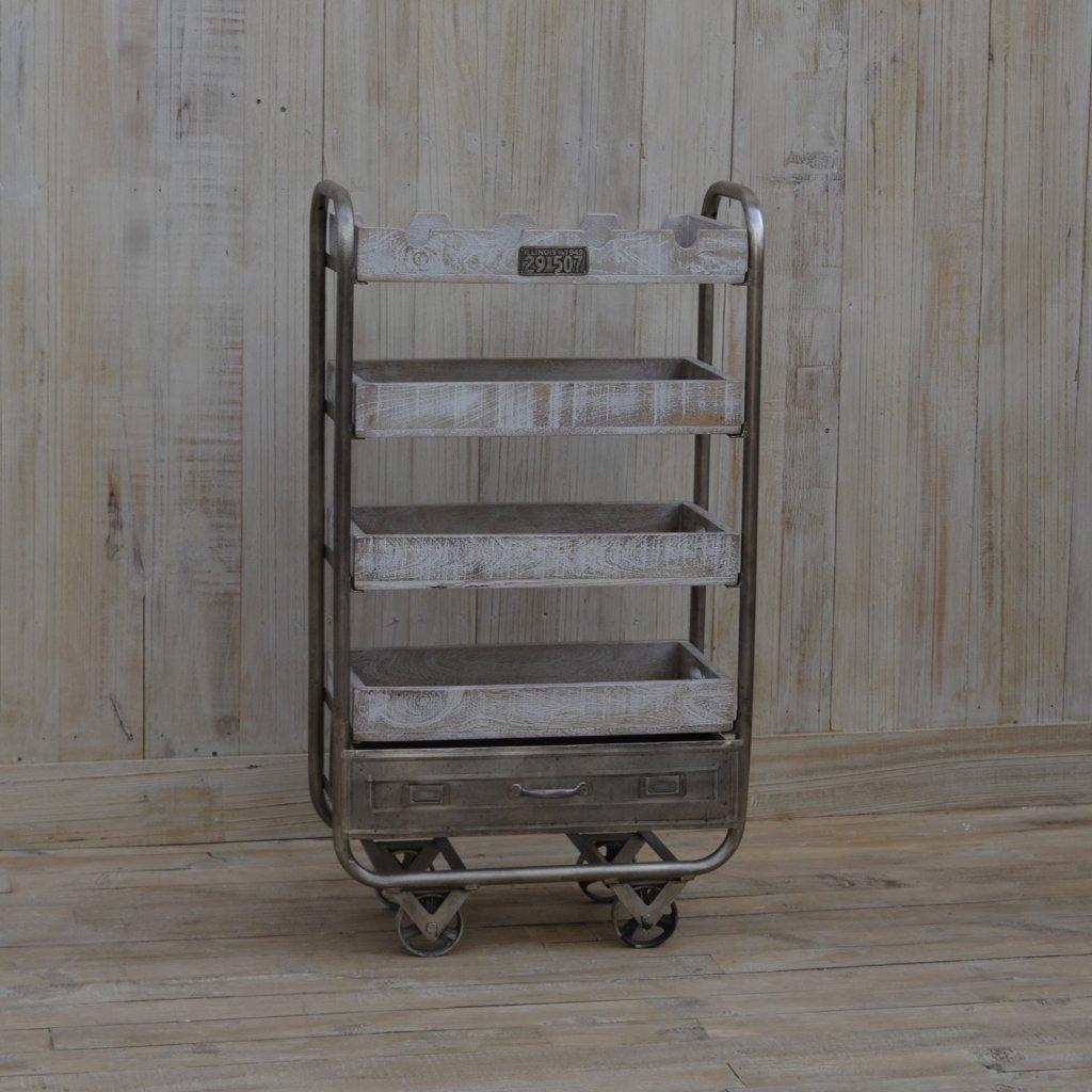 Hylla eller köksvagn med hjul Hyllor& Avlastningsbord Förvaring Myhomemyway se