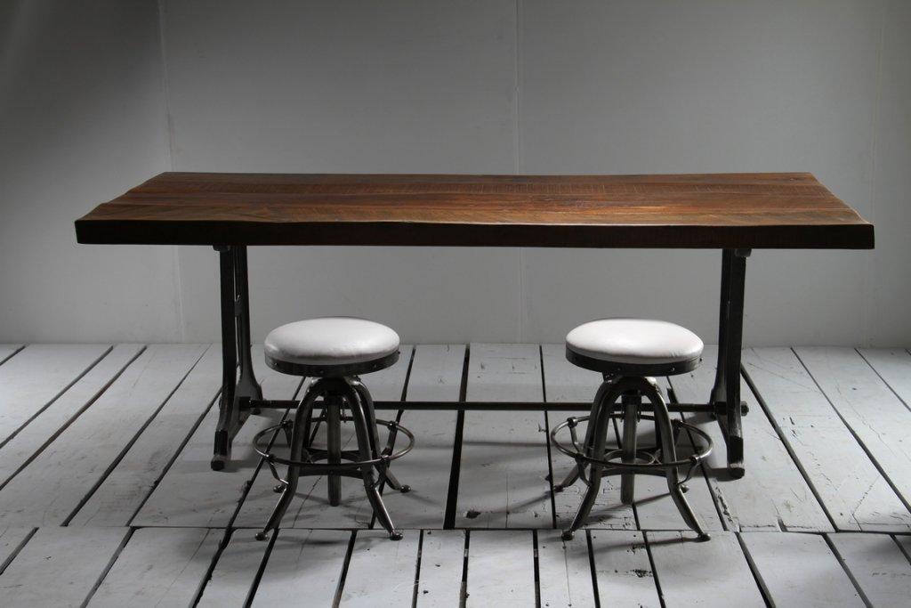 Populära Fantastiskt matbord med raka ben - Bord - Myhomemyway.se WM-18